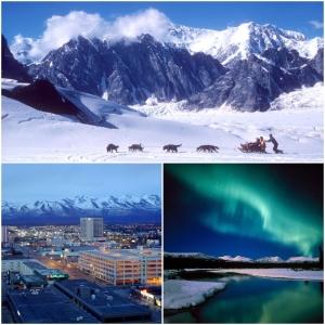 alaska collage