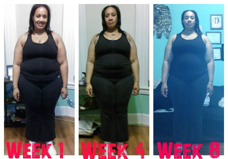 Weight Loss Journey 1st week