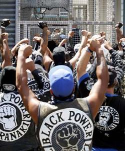 black power pic modern