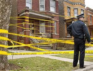 crime scene hood