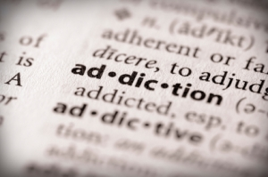 Dictionary Series - Health: addiction