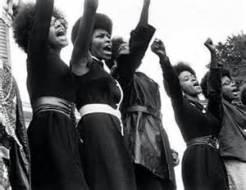 black proud women