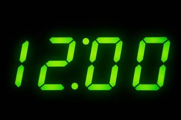 1200 clock